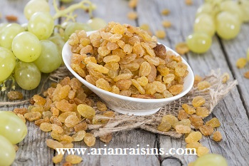 where do golden raisins come from