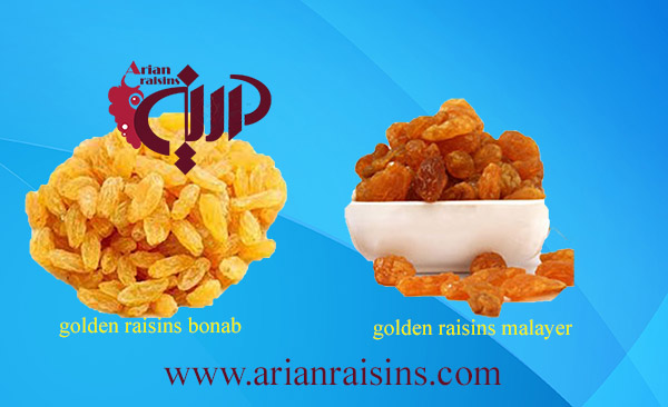 difference between golden raisins and sultanas