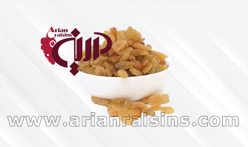 export raisin