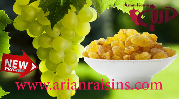 raisins market price