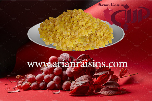 different types of raisins